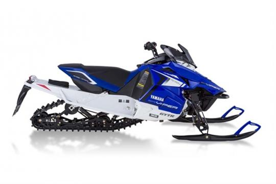 """Blue and White Yamaha 2014 model SR10RXS (""""SRViper RTX SE"""") – Also available in Red"""