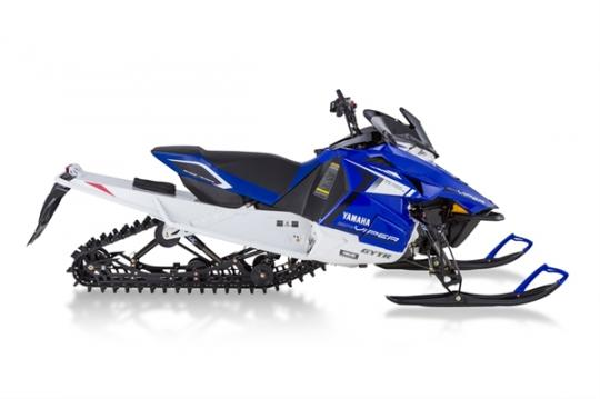 """Blue and White Yamaha 2014 model SR10XS (""""SRViper XTX"""") – Also available in Red"""
