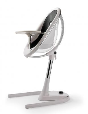Mima Moon 3-in-1 High Chair with Black Seat
