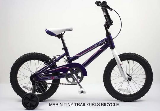 Marin Tiny Trail Girls Bicycles