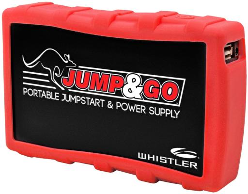 Recalled Whistler Jump&Go jumpstarter power supply