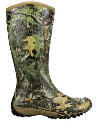 """Rocky """"Silent Hunter"""" Rubber Snake Boot, model RKYS153"""