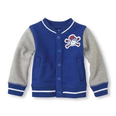 Recalled Children's Place varsity jacket