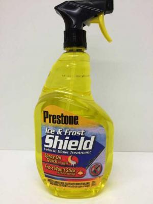 Prestone Ice & Frost Shield