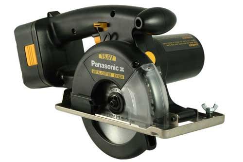 EY3530NQMKW 15.6V Cordless Metal Cutter Kit