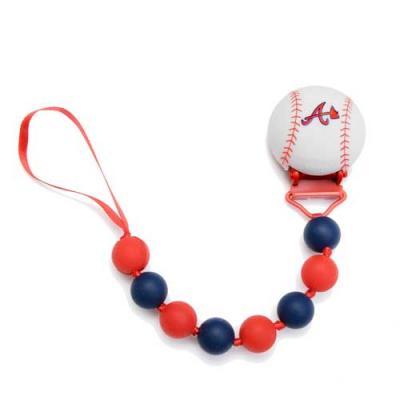 Chewbeads Pacifier Clip – Major League Baseball Theme