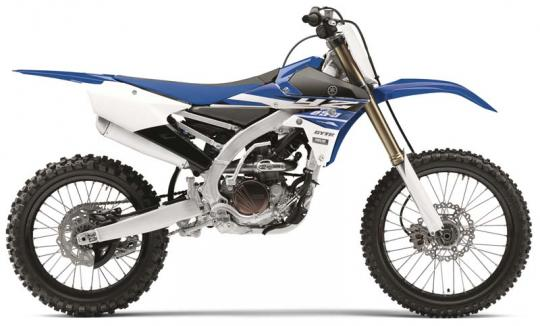 Yamaha 2015 model YZ250FFL