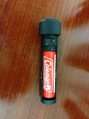Coleman Flashlight Battery