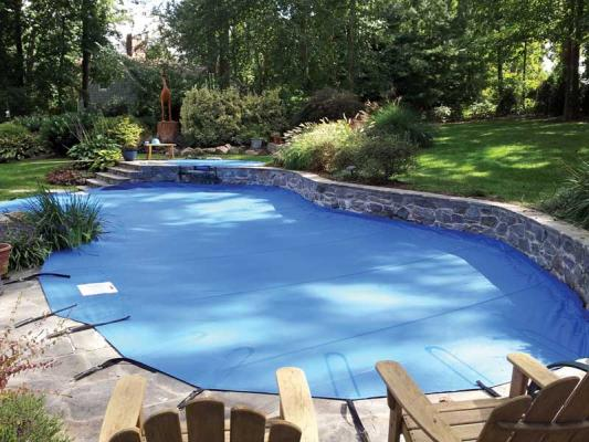 Sample Pool Cover