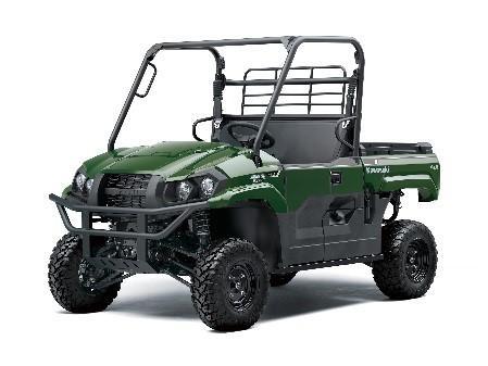 Recalled Kawasaki Mule Pro MX 700 EPS