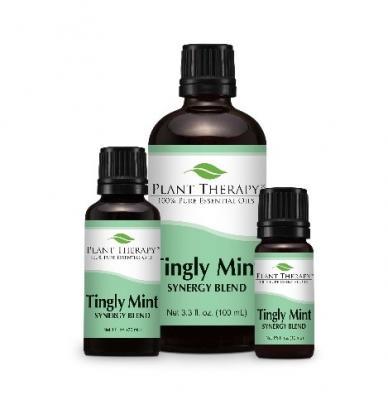 Recalled Tingly Mint Synergy Blend – 10 mL; 30 mL; 100 mL