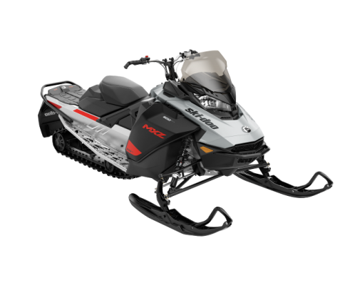 Recalled 2021 Ski-Doo MXZ Sport 600 EFI