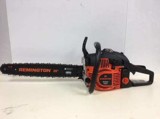 Recalled Remington chainsaw