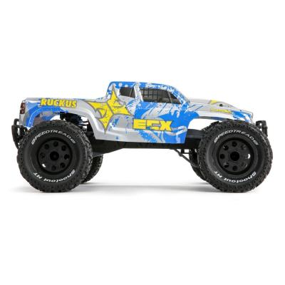 ECX03131T1 ECX 1/10 Ruckus 2WD LiPo Silver/Blue