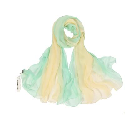 Gradient beige Green