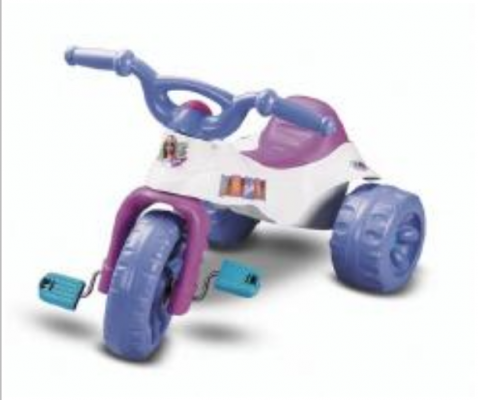 B8776 Barbie Tough Trike