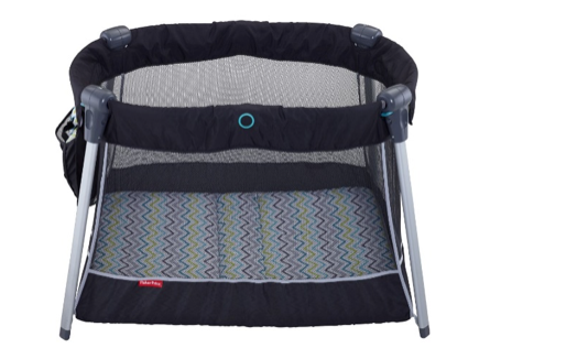 Ultra-Lite Play Yard without Inclined sleeper