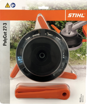 Recalled STIHL PolyCut 27-3 in packaging