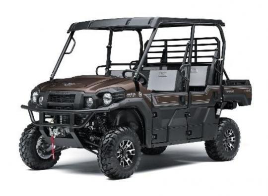 Recalled 2019 Kawasaki MULE PRO-FXT Ranch edition
