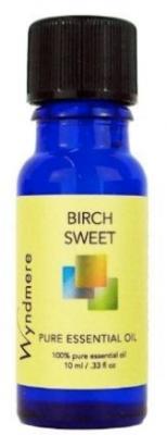 Recalled Wyndmere Birch Sweet Essential Oil 10 mL