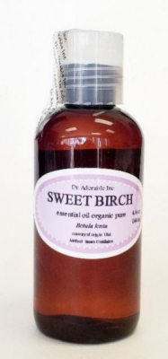 Recalled Dr. Adorable Sweet Birch Essential Oil