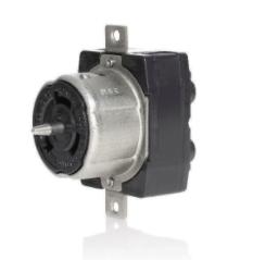 Recalled Leviton 50-amp receptacle