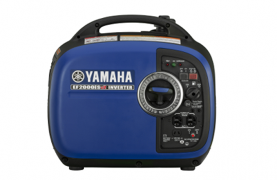 Recalled Yamaha EF2000iS portable generator