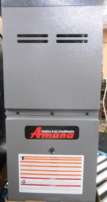 Recalled Amana furnace