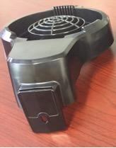 Replacement fan cover