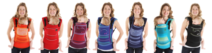 Chimparoo baby carriers