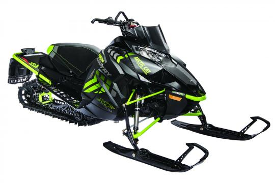 2017 XF9000 High Country