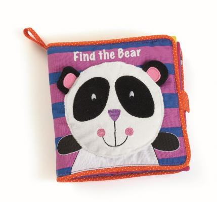 """Recalled """"Find the Bear"""" soft book"""