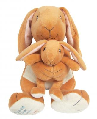 Guess How Much I Love you Big Nutbrown Hare and Little Nutbrown Hare Waggy Musical