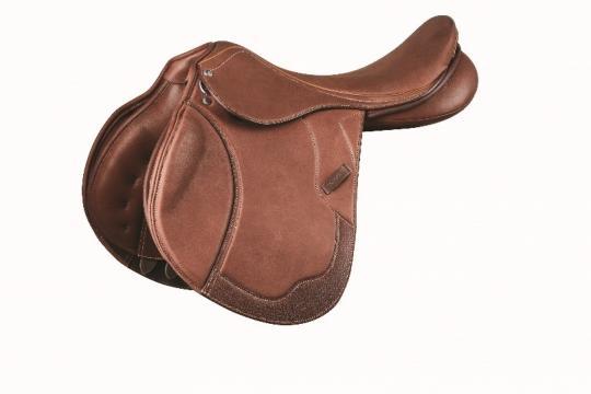 Collegiate Honour Close Contact Saddle in Brown