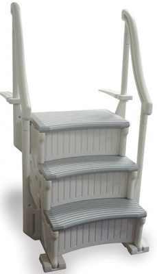 Recalled Confer Plastics pool step system (model CCX-IG)