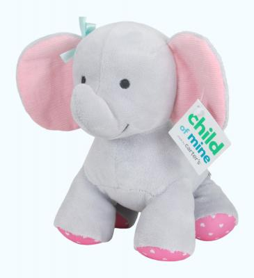 Child of Mine Waggy Musical Elephant #62279