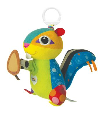 TOMY Lamaze Munching Max chipmunk toy