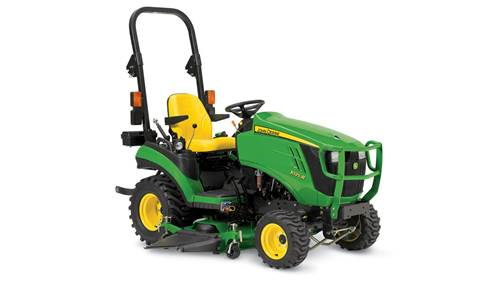 Recalled Compact Utility Tractor