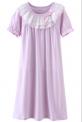 ASHERGAL children's nightgown in purple
