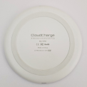 Bottom of CloudCharge Wireless Charging Pad