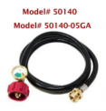 Recalled Gas One adapter hose – Model# 50140