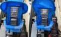 Recalled Island Wear strollers (blue)
