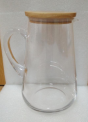 Recalled Miles Pitcher with Wood Lid 84 oz.