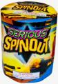 Serious Spinout recalled firework