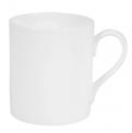Recalled Fitz and Floyd Nevaeh White Can Mug