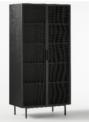 Recalled Trace Black Bookcase (SKU 603-232)