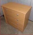 Recalled Essential Home Belmont 2.0 4-drawer Chest - Pine