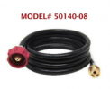 Recalled Gas One adapter hose – Model# 50140-08