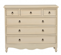 Recalled Six-Drawer Camille Chest
