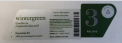 Recalled Aromatics International Wintergreen Essential Oil – label on the 5 mL and 15 mL bottles